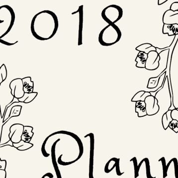 Planner Cover C