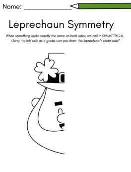 leprechaun symmetry
