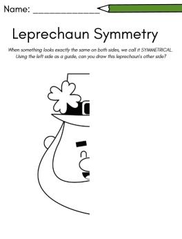 leprechaun symmetry